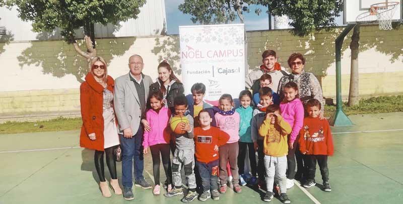 Noel Campus de la Fundación Cajasol