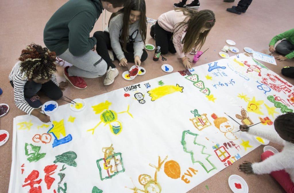 Actividades socio-culturales en el Noel Campus 2018-2019 de la Fundación Cajasol en Huelva