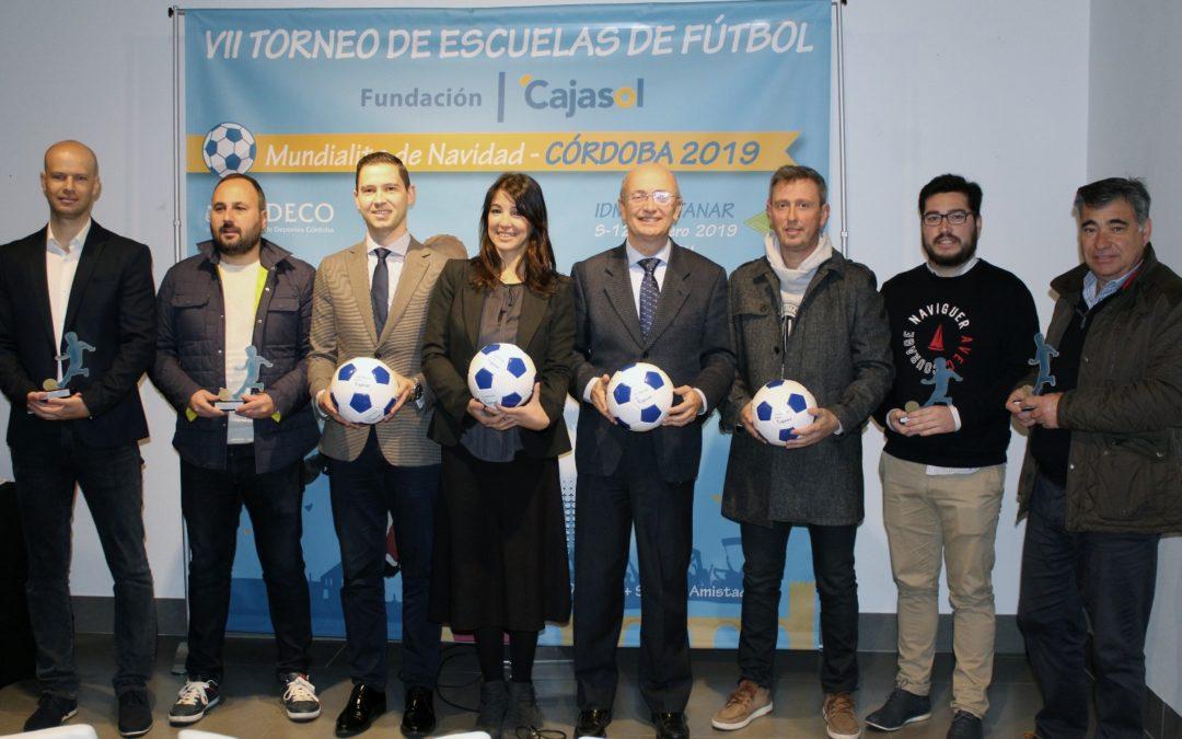 El VII Mundialito de Navidad de la Fundación Cajasol se celebra en Córdoba el 12 de enero