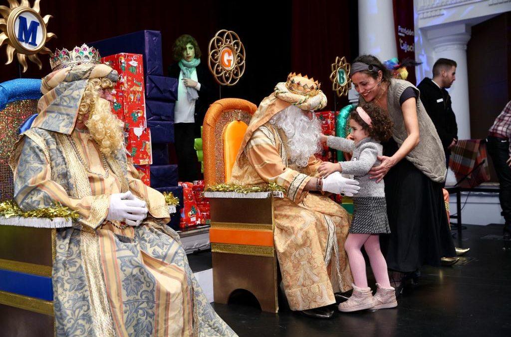 La campaña solidaria 'Un juguete, una ilusión', la verdadera magia de la Navidad
