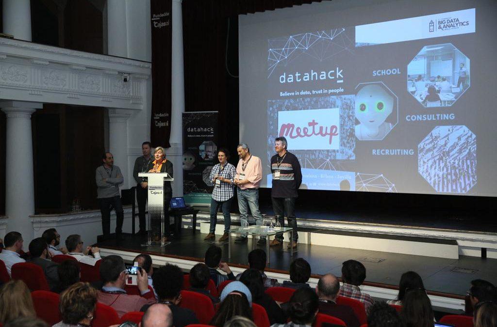 La Fundación Cajasol, escenario del I Congreso de Big Data & Analytics en Sevilla