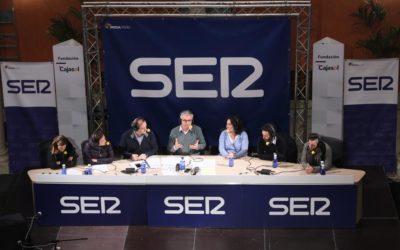El programa radiofónico 'La Ventana', desde la Fundación Cajasol en Sevilla