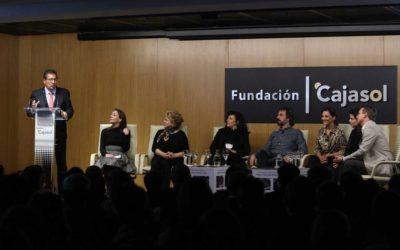 La magia de los Goya 2019 en la Fundación Cajasol: Encuentro con los nominados a Mejor Película Iberoamericana