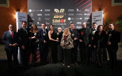 Gran gala con motivo del 25º Aniversario de SIMOF