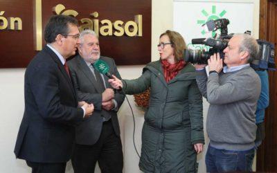 Fundación Cajasol y Canal Sur, unidos para la promoción de la actividad cultural en Andalucía