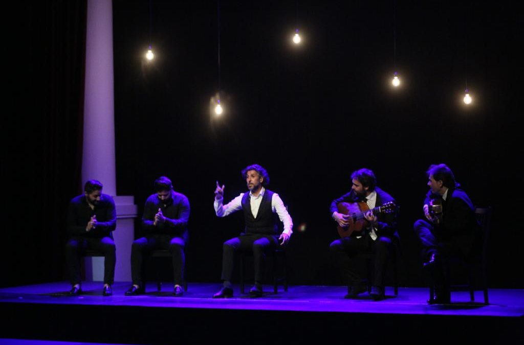Arcángel estrena el ciclo de primavera de los Jueves Flamencos en Sevilla colgando el 'no hay billetes'