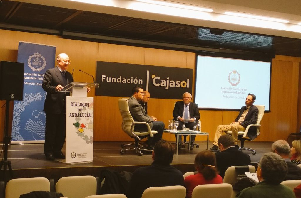 Andalucía y su creatividad musical, a debate en la Fundación Cajasol