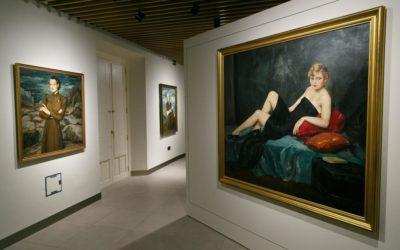 La Fundación Cajasol inaugura un nuevo espacio expositivo en su sede de Sevilla