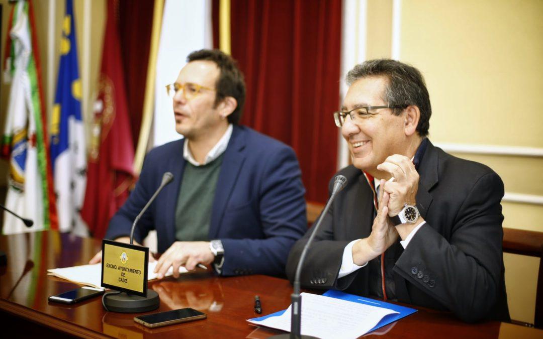 La Fundación Cajasol, comprometida con Cádiz y su Carnaval