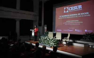 La ciberseguridad en la empresa, a debate en la Fundación Cajasol con CESUR