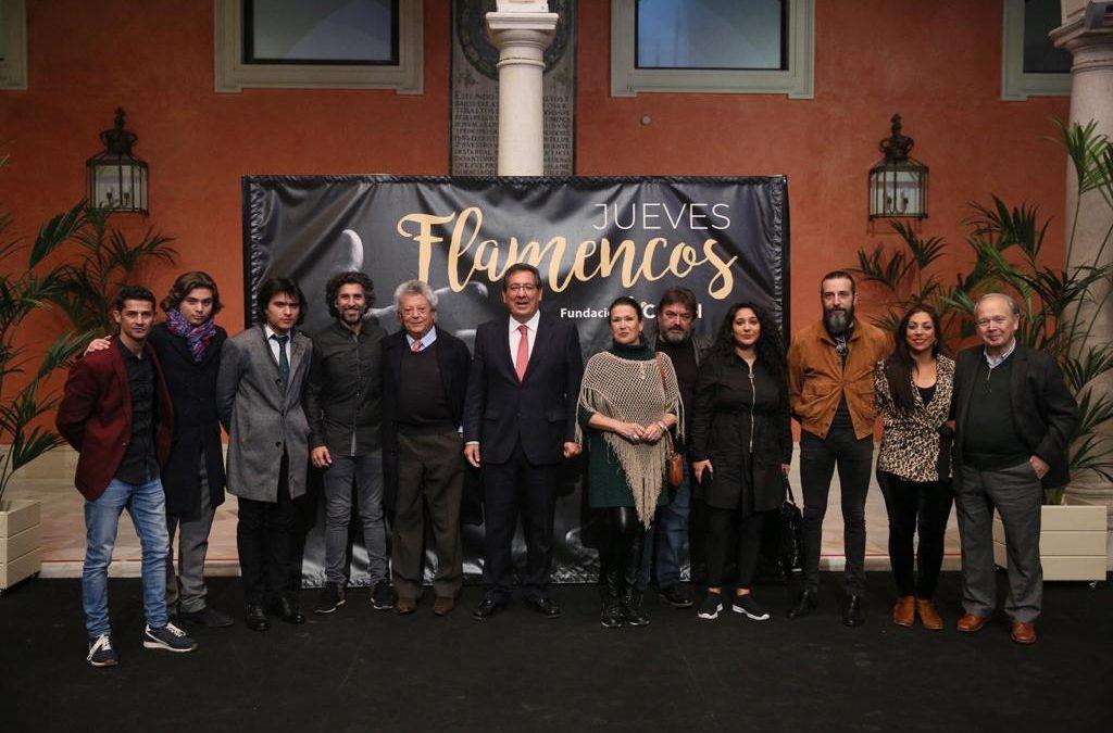 Programación de primavera 2019 de los Jueves Flamencos en Sevilla
