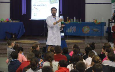 Más de 1.300 escolares andaluces adquirieron hábitos de alimentación saludable con Nutrióleo en 2018