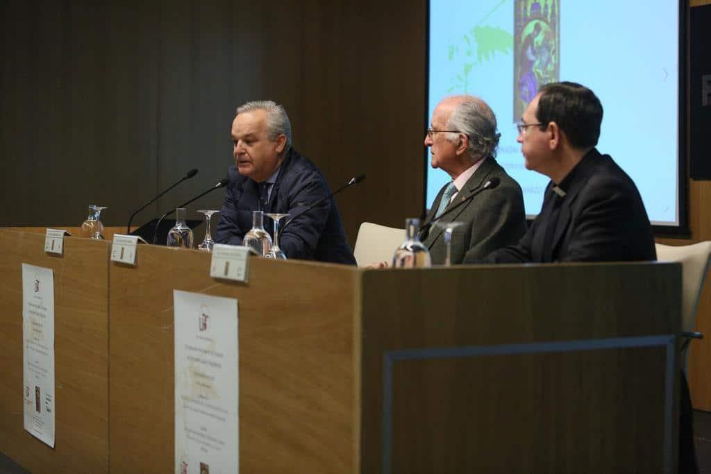 VI Jornadas Scriptorium Isidori Hispalensis en la Fundación Cajasol