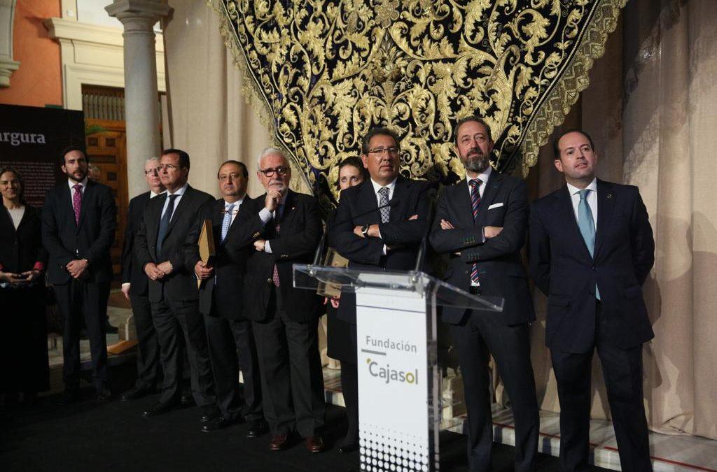 Exposición 'Amarguras. 100 años de la reinvención regionalista de Sevilla', en la Fundación Cajasol hasta el 17 de marzo