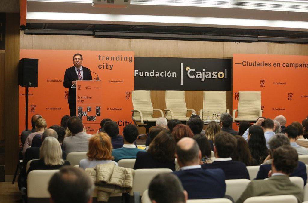 Trending City en Sevilla: Elecciones locales y comunicación política en la Fundación Cajasol