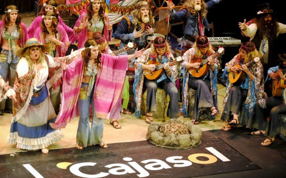 La Fundación Cajasol, en la Gran Final del Carnaval de Cádiz 2019