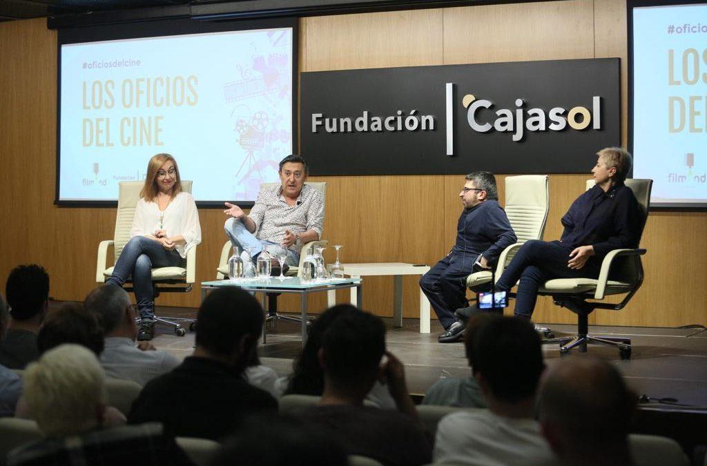 El ciclo 'Los Oficios del Cine' se detiene en el doblaje con Mercedes Hoyos, Mariano Peña y Ángeles Neira