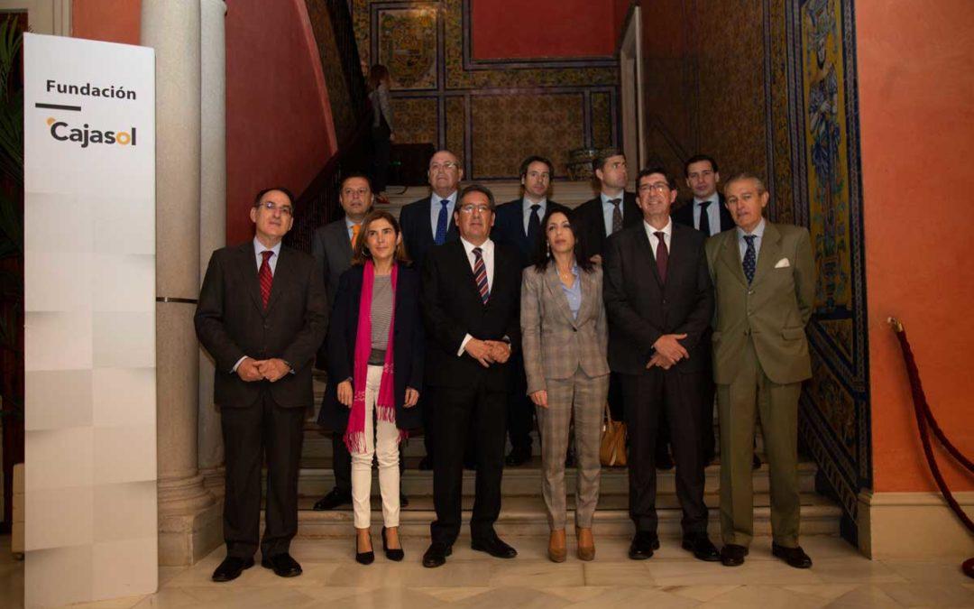 Desayuno Informativo de Europa Press con Marta Bosquet en Sevilla