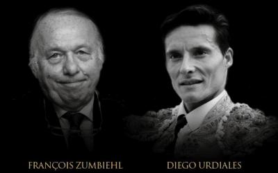Diego Urdiales y François Zumbiehl, 'Mano a Mano' en la Fundación Cajasol el 2 de abril