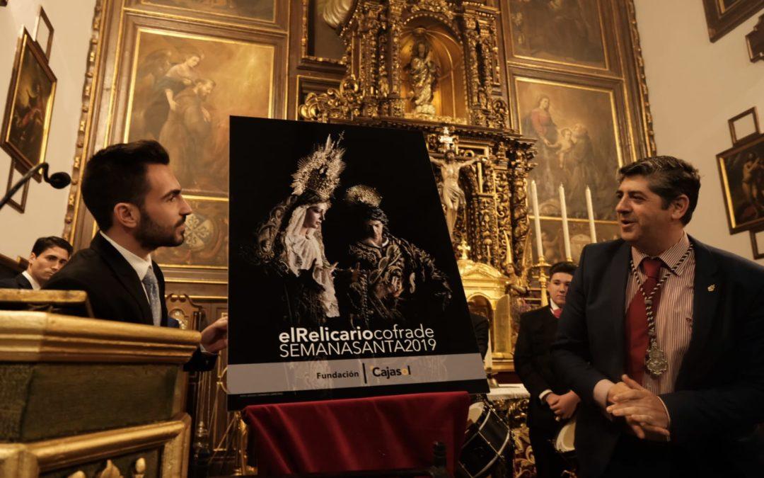 Presentación del Cartel El Relicario Cofrade 2019 y Concierto del Cautivo de Málaga en Capuchinos