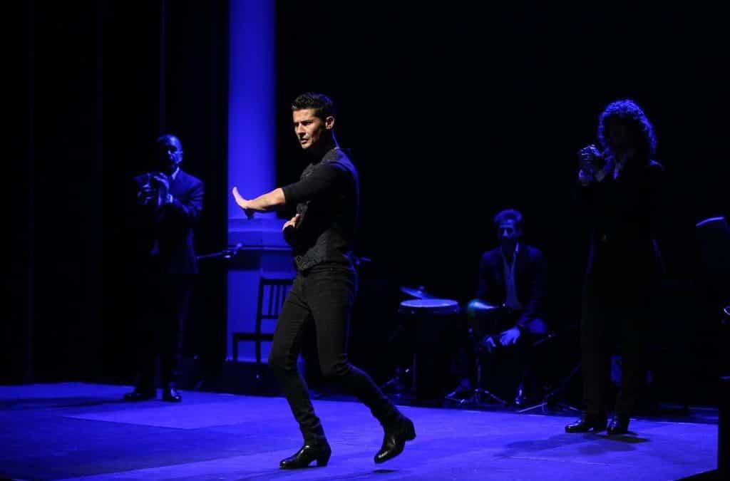 Rafael Campallo brilla en el estreno de su espectáculo 'Sin renuncia' en los Jueves Flamencos