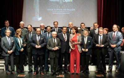 Premios 'Gota a Gota de Pasión' 2019: Reconocimiento a instituciones, hermandades y cofrades en Sevilla