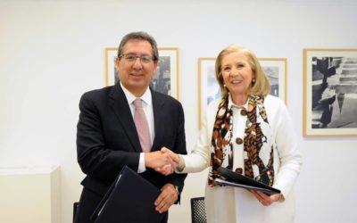 Fundación Cajasol y CajaGranada Fundación, aliados en favor de la cultura, la formación y el emprendimiento en Granada