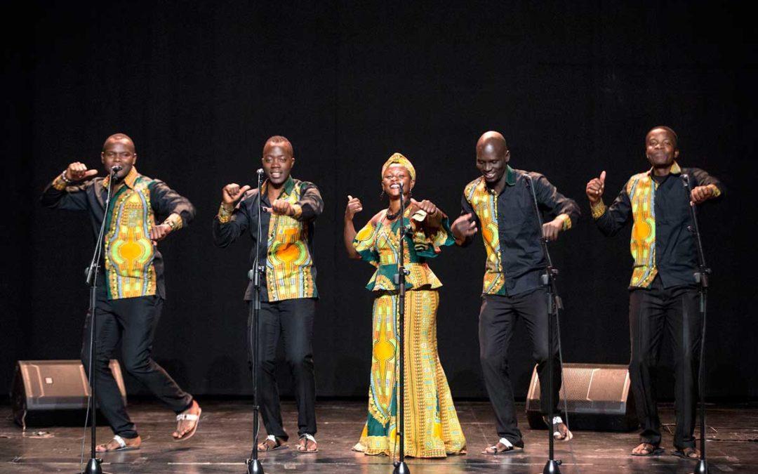 Aba Taano en el ciclo Cita con las Músicas 2019: cinco voces angelicales para disfrutar de 'La noche del gospel'