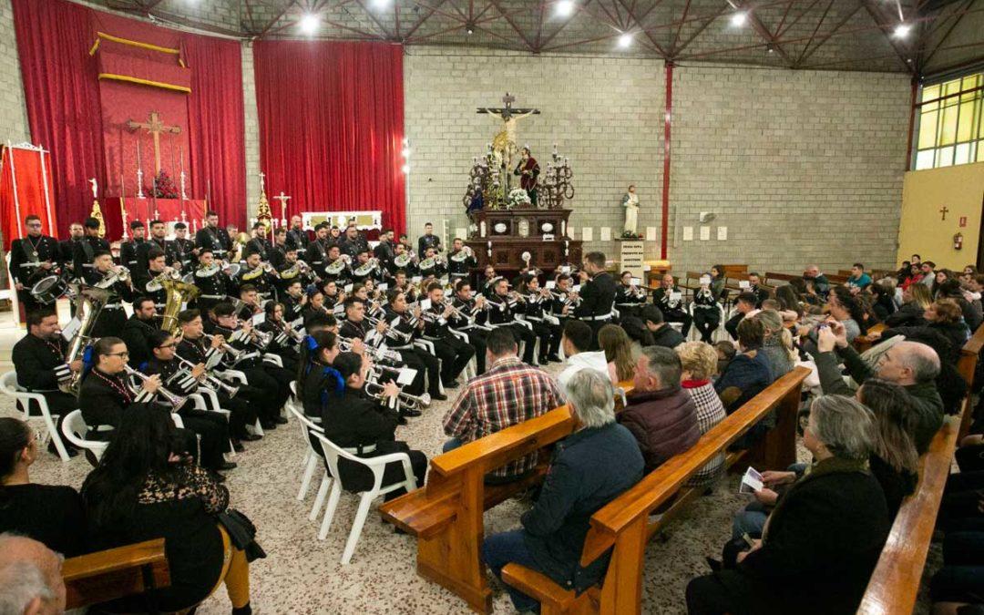 Más de 1000 personas disfrutaron del II Ciclo de Música Sacra y Cofrade en Huelva