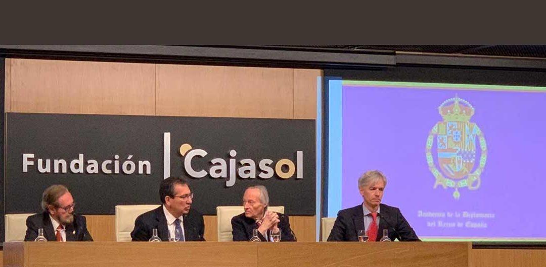 Conferencia de Josep Piqué en el Foro Diplomático 2019