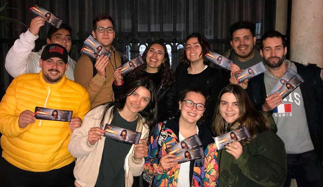 Concierto de Aitana en 'Los40 Stage' de Sevilla: Invitaciones agotadas
