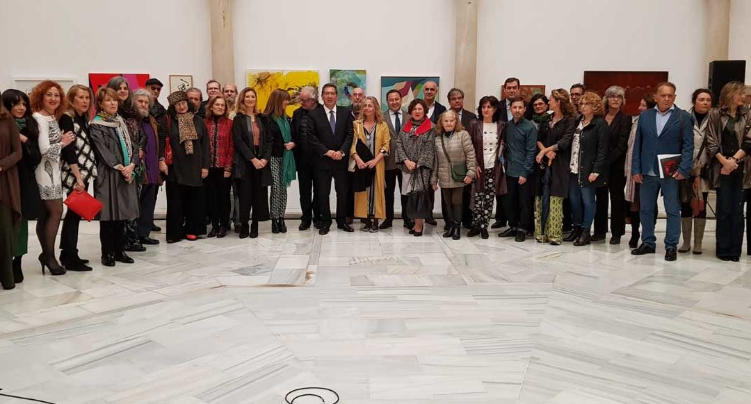 Más de 60 artistas se unen contra el hambre en Sevilla