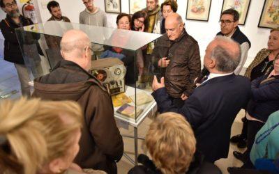 El Universo de Julio Cortázar, en Cádiz hasta el 11 de mayo