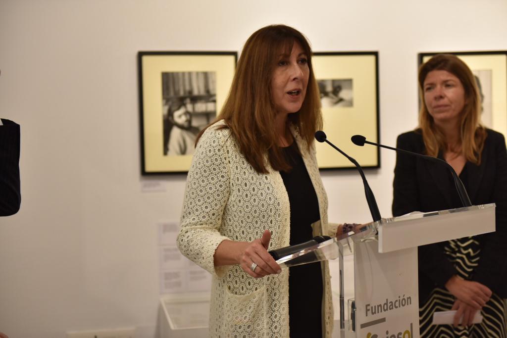 Exposición 'El Universo de Julio Cortázar' de la Fundación Cajasol en Cádiz