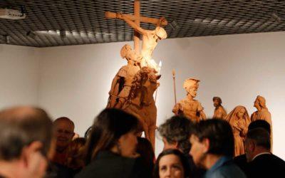 Exposición 'Antonio Bernal, Pasos de la materia' en Córdoba hasta el 21 de abril