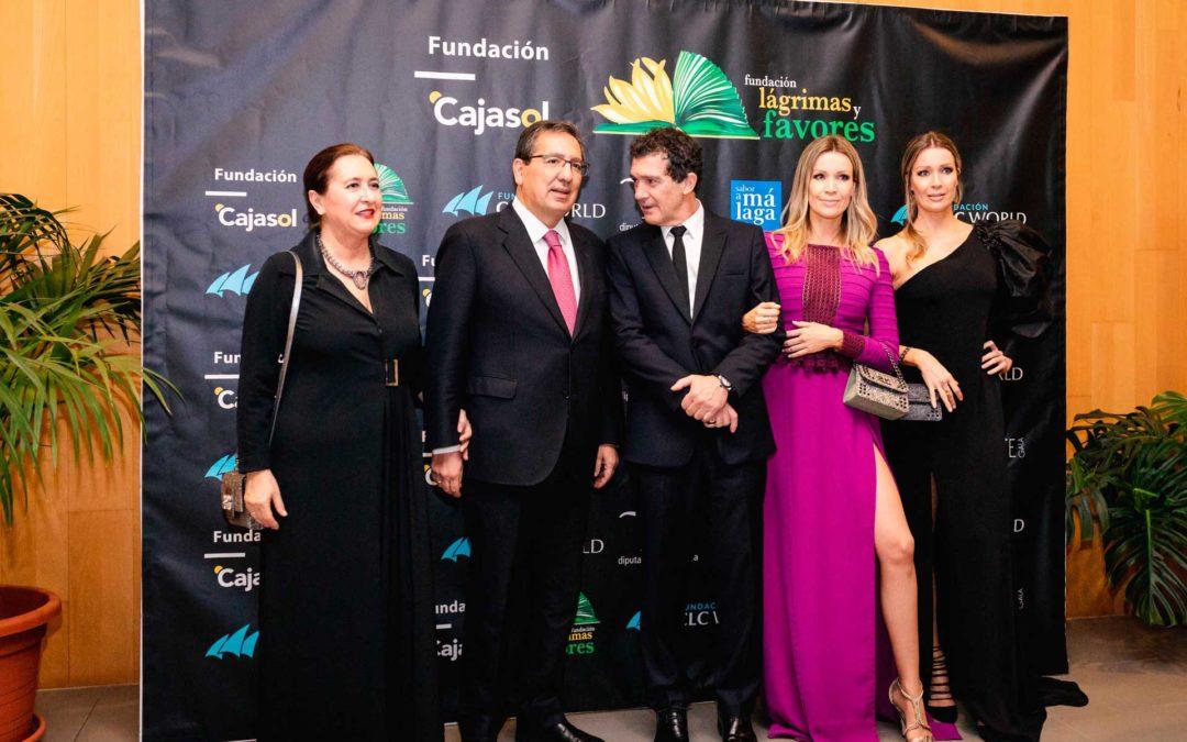 Gala Solidaria 2019 de la Fundación Lágrimas y Favores en Málaga