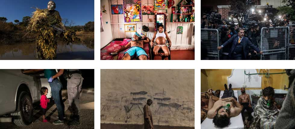 Fotografías nominadas a mejor foto del año 2019 en el certamen World Press Photo