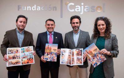 Presentación del cómic 'Historias de La Valiente' de la Hermandad de la Estrella, en la Fundación Cajasol