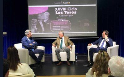 El XXVIII Ciclo Los Toros de Huelva se detiene en la 'Memoria de los 80' con Alfonso Santiago