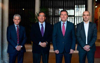 La Fundación Cajasol presenta el gran centro de coworking que acogerá el Edificio Villasís en Sevilla