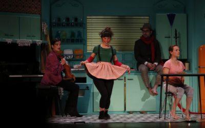 Música, magia y diversión para los escolares cordobeses con el espectáculo 'Acábate la sopa'