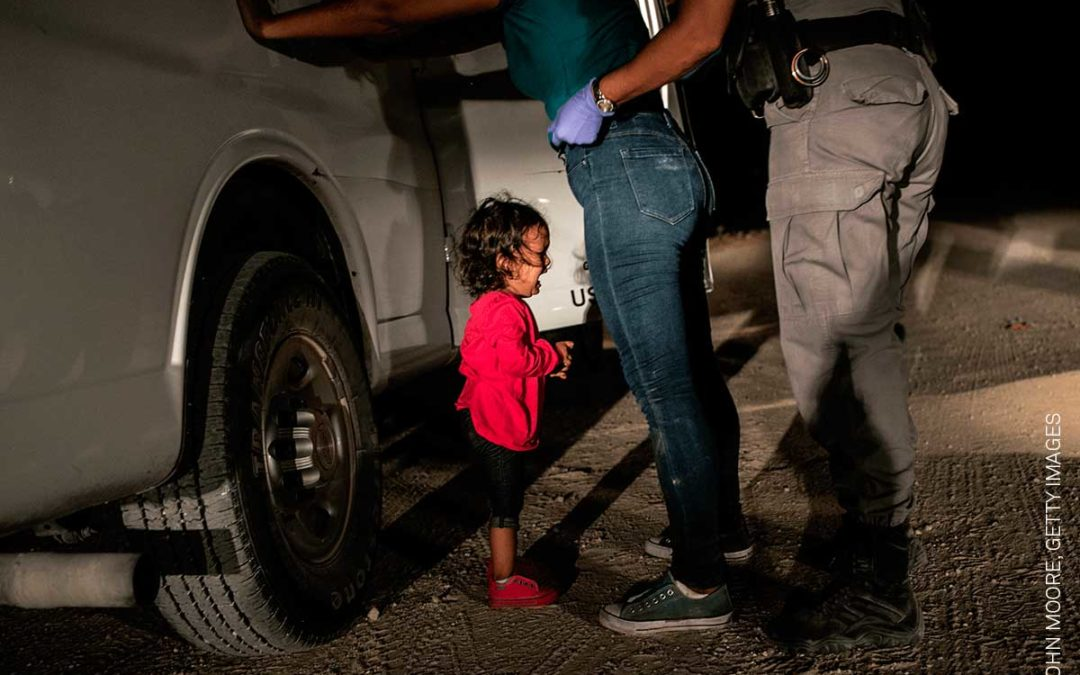 'Niña llorando en la frontera', fotografía del año en el certamen World Press Photo 2019