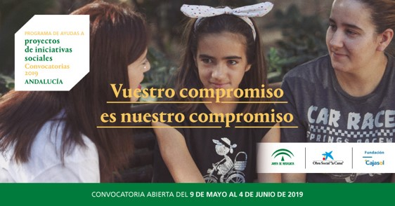 La Obra Social 'la Caixa', la Junta de Andalucía y Fundación Cajasol presentan la nueva convocatoria de ayudas a proyectos sociales 2019