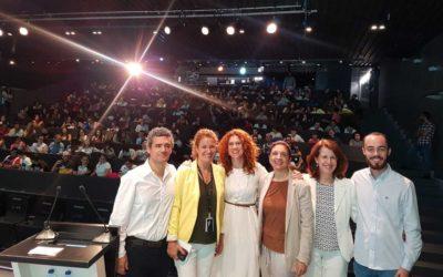 Clausura del programa Mentoría Juvenil 2019 en Sevilla: 'La juventud de hoy'