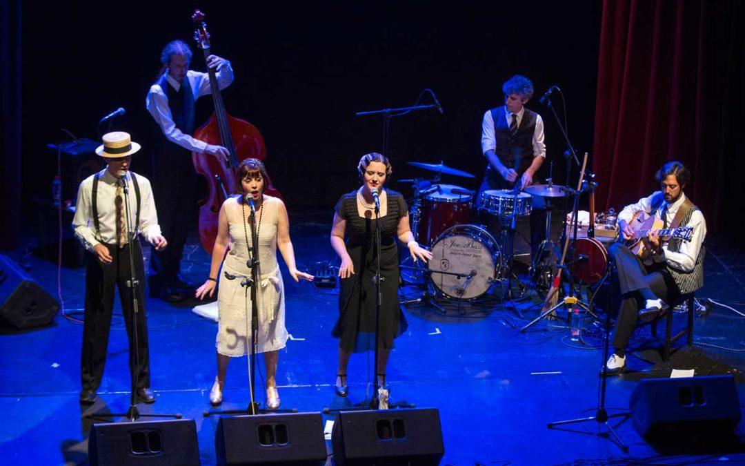 La música de 'O Sister!' vuelve a citarse con su público en Sevilla