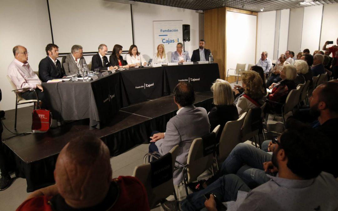 El futuro del deporte municipal en Córdoba, a debate en la Fundación Cajasol