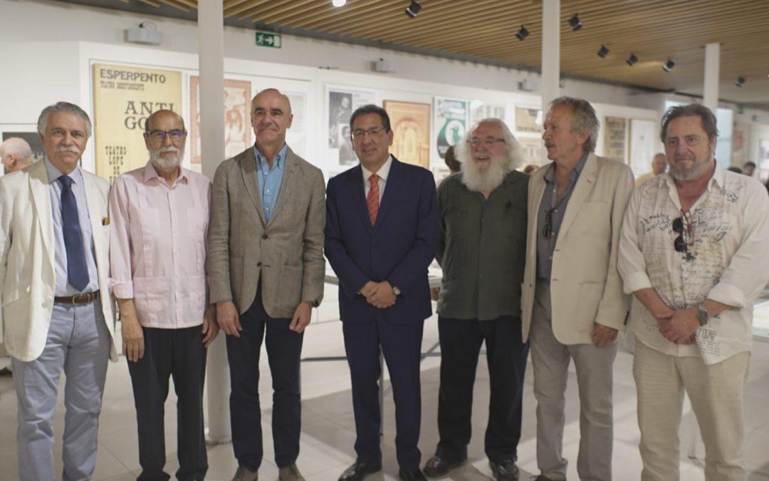 La Fundación Cajasol conmemora el 90 aniversario de la apertura del Teatro Lope de Vega