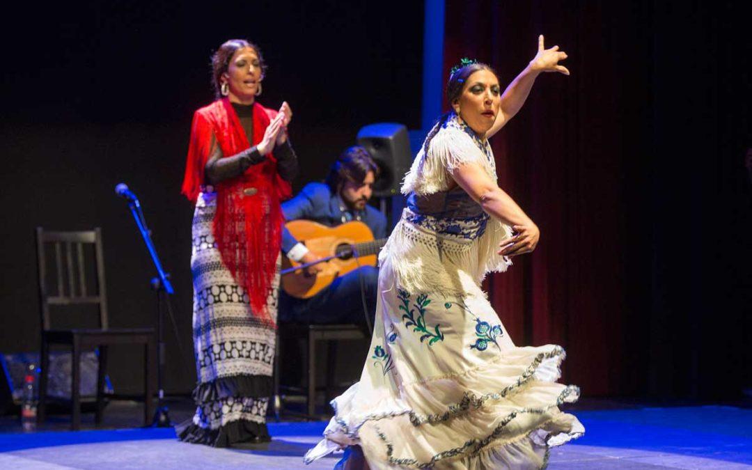 Los Jueves Flamencos de la Fundación Cajasol se llenan del talento de Fuensanta 'La Moneta' 'Hasta el tuétano'
