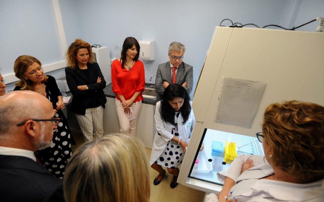 El Banco de Leche Materna del Hospital Reina Sofía de Córdoba ya es una realidad