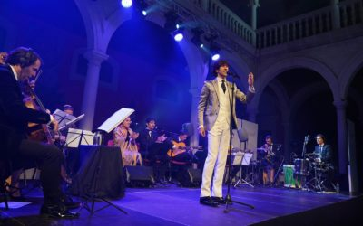 Manuel Lombo presenta 'Rocío, cien por cien' en Sevilla y Huelva